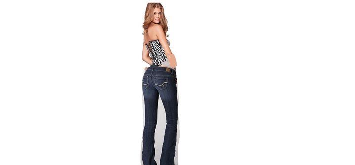 hot girl in sexy jeans - DSC gallery