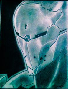 Metal Gear Solid Cyborg Ninja