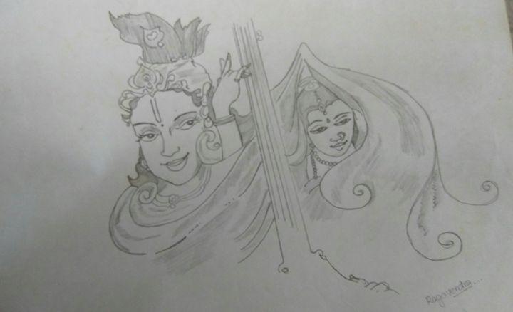 Krishna radha - Incredible India