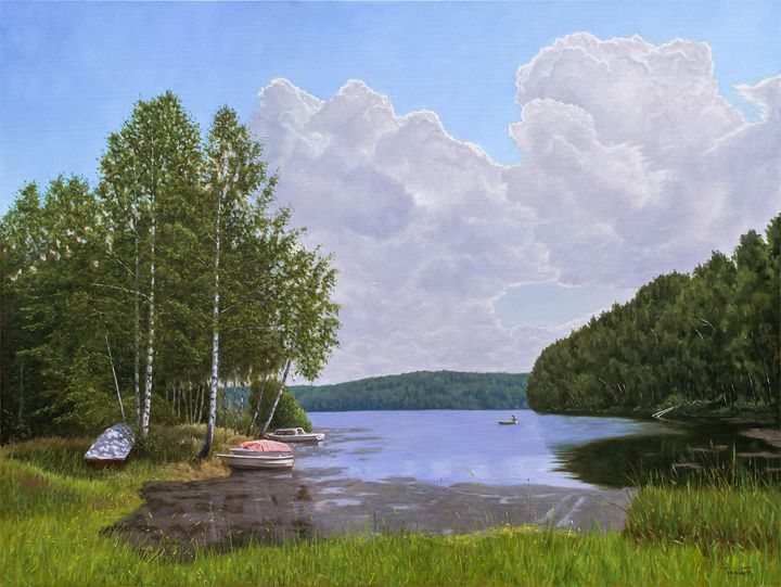 The Lake - dejan-trajkovic
