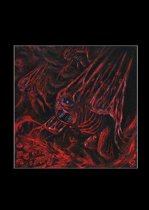Rapture 2015 - Janick Peters, Dark-Art Extravaganza