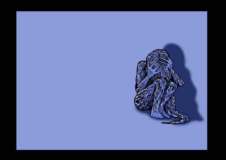 Private prison - Janick Peters, Dark-Art Extravaganza