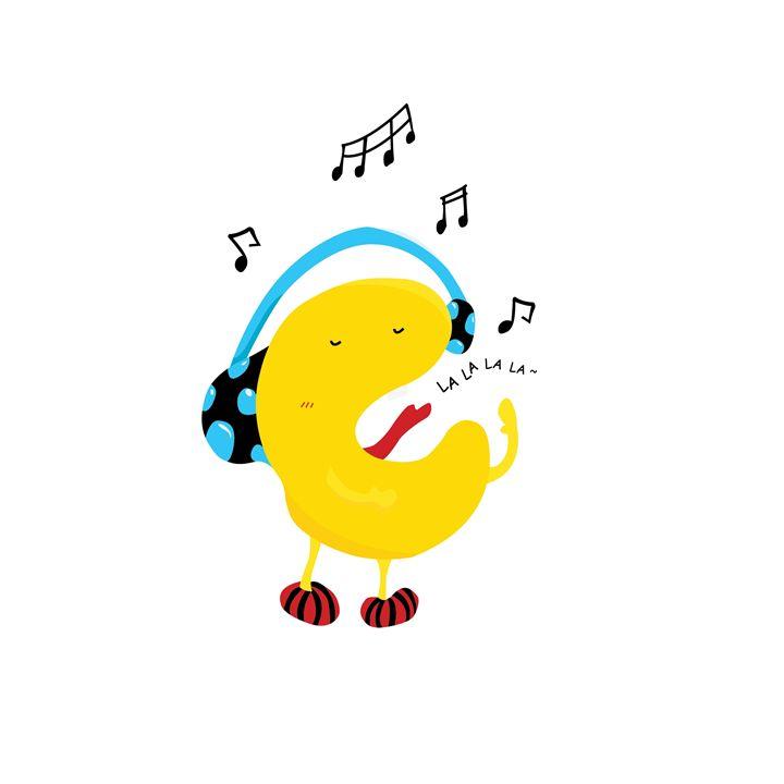 Singing Bean - Katpilton