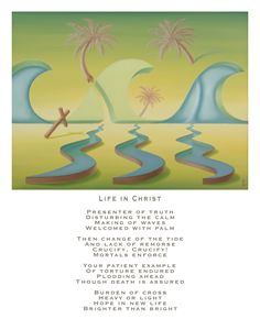 Life in Christ - with poetry