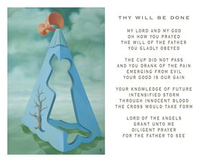Thy Will Be Done - with poetry