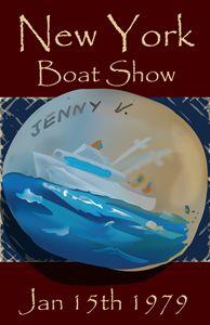 The Jenny V. - Fine Art by Jennifer Pedersen