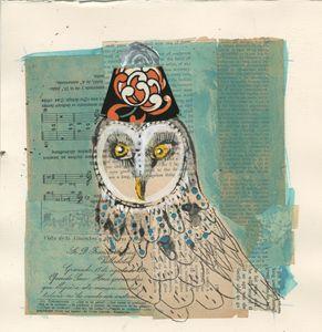Parisian Barn Owl