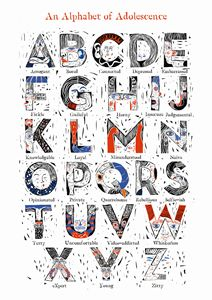 An Alphabet of Adolescence
