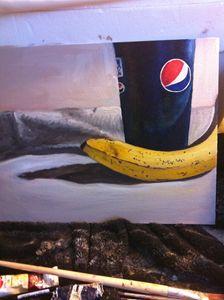 Banana Pepsi