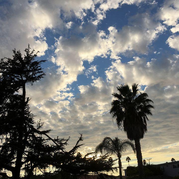 """""""Clouds"""" - River's Art"""