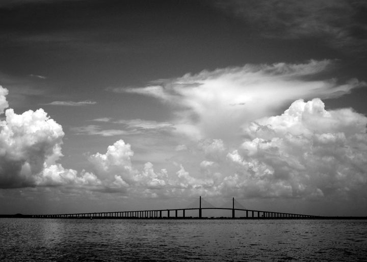 Sunshine Skyway Bridge - Kat&Kout
