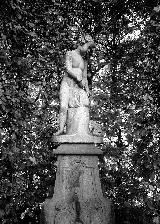 Garden sculpture - Kat&Kout