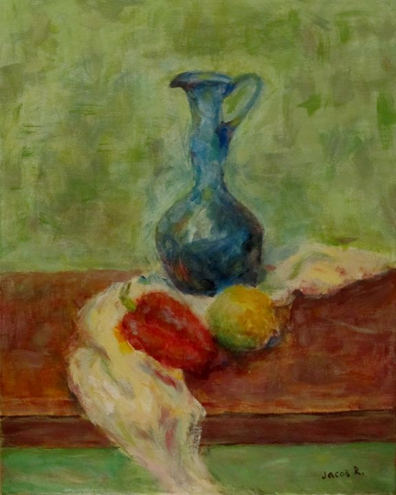 Still Life With A Jug - ArtClub