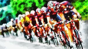 """"""" Road Race """" - ( Joe Digital & Co ) art.likesyou.org"""