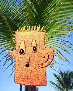banana man - Pamdamoniumart