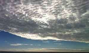 High Silver Clouds