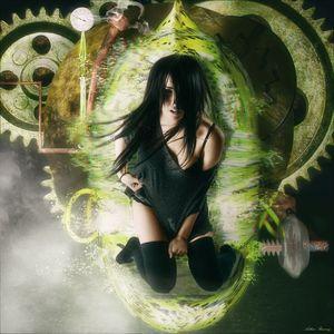 Steampunk Cocoon