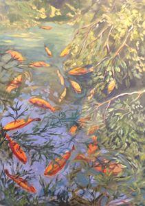 Gold Fish Pond