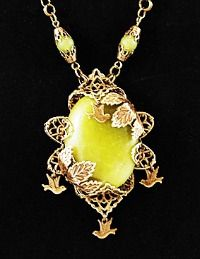 """""""Olivette"""" - Handcrafted Jewelry by Patricia Bowe Designs"""