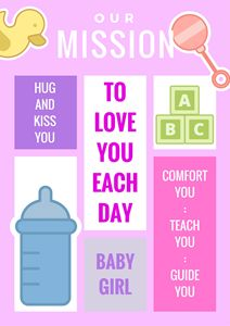 Baby Girl - Our Mission Statement