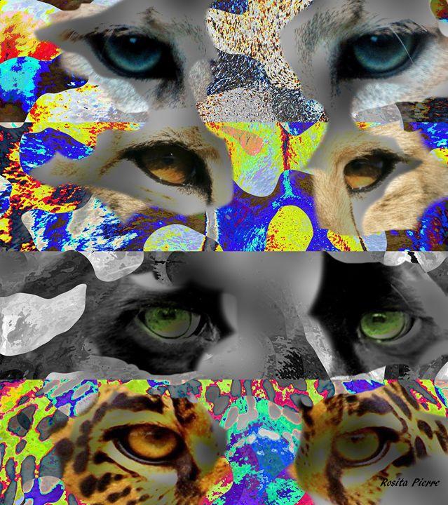 Survival Eyes - RositaArt