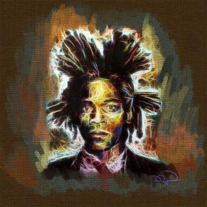Basquiat Abstracto