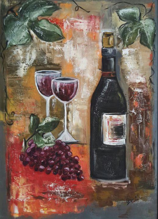 Grape & Wine - Unicorn