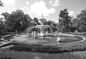Forsyth Park II