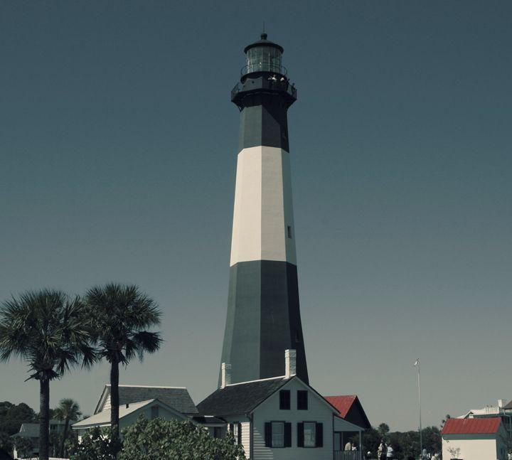 Tybee Island GA Lighthouse - Gypsy Light Photography