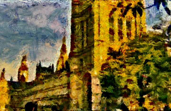 """The Cathedral"" - Prints by Michel"