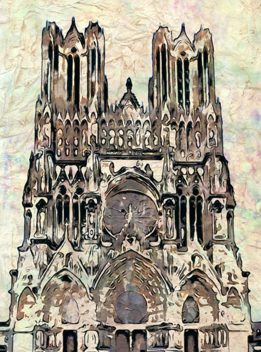 Notre Dame Cathedral - Prints by Michel