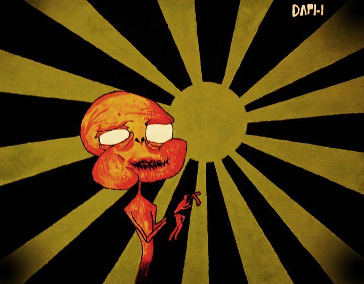 happily mad turn - DAPH