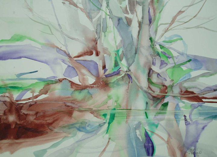Tree Abstraction - Pepsiart