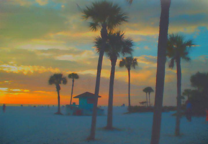 Sunset31 - Pepsiart