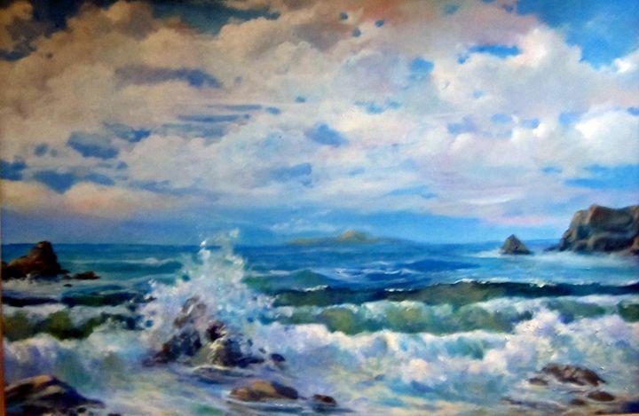 Ocean View - Pepsiart
