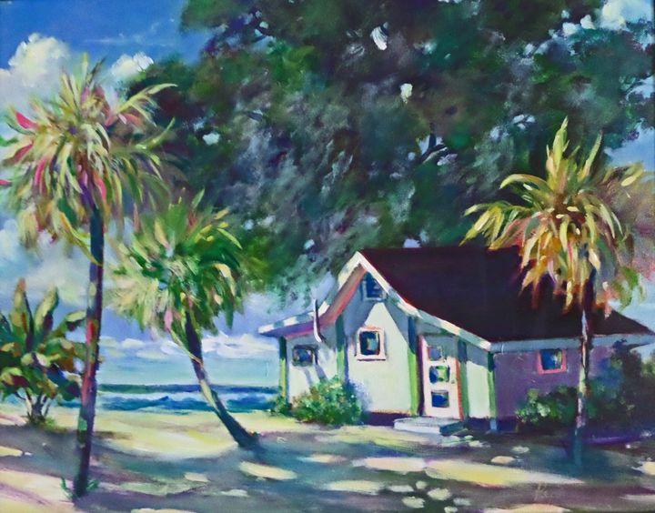 Beach Cottage - Pepsiart