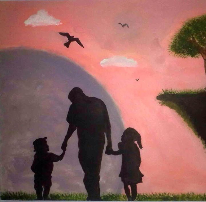 Dad's love - SkM arts