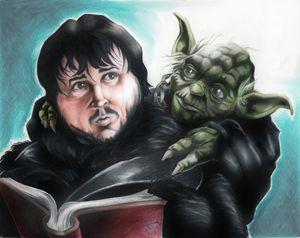 Sam and Yoda