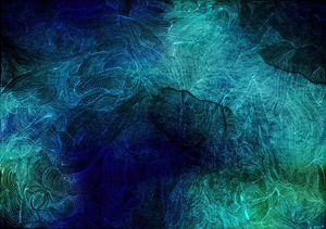 Vortex (Dark Blue/Green)
