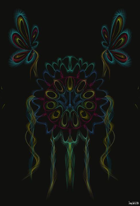 Butterfly Mandala - C&R Creations