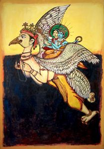 Garuda - Rothko
