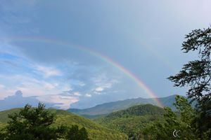 Smoky Mountain Rainbow