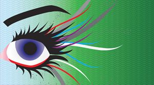 Beauty in My Eye (GREEN)