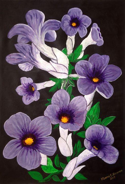 Blossom in High Spirits #1 - Mbonu-Emerem Museum of Art