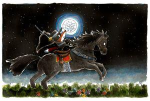 Zorro Rides Again!
