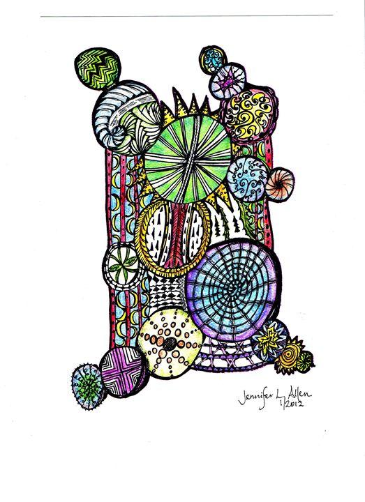 Loopholes - jlallen artfull designs