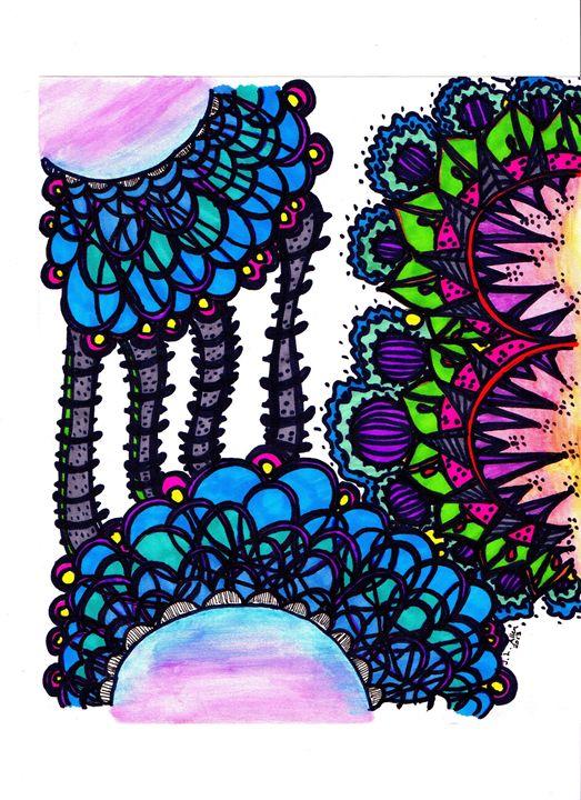 Wide Awake - jlallen artfull designs