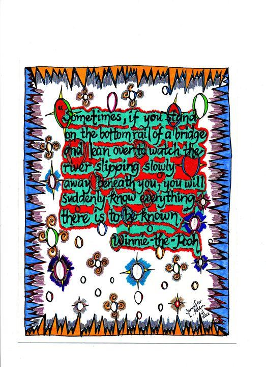 Wise Words from Winnie - jlallen artfull designs