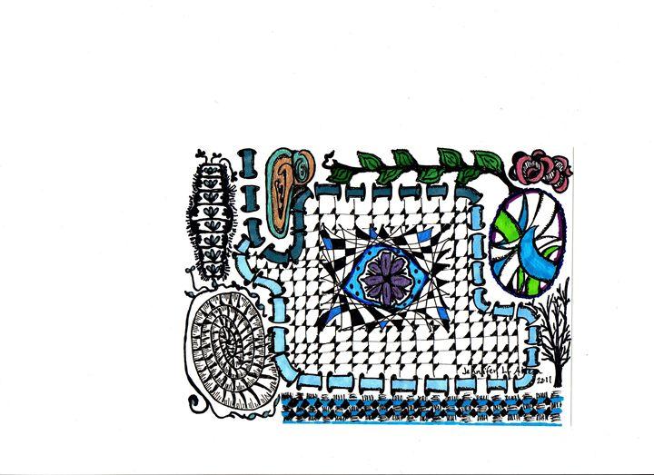 Trails #2 - jlallen artfull designs