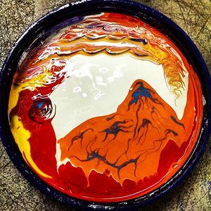 Orange Mountain Majesty